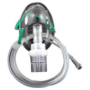 Neb Aerosol Mask Adult & Pediatric 7' Tubing includes Med Cup