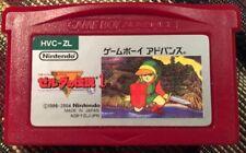 Famicom Mini Zelda 1 For Japanese GBA ~USA SELLER~ Region Free