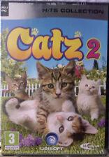 """JEU PC """"Catz 2"""" (Gestion) NEUF SOUS BLISTER"""