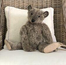 "Wonderful 16"" Antique Style Mohair Teddy Bear by Terry John Woods"