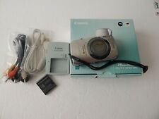 Canon PowerShot ELPH 500 HS 12.1 MP Digital Camera - Silver