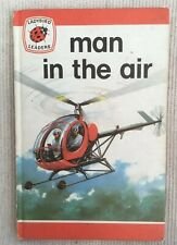 Vintage Ladybird Leaders Books Man In The Air Series 737 1st Edition 15p Net