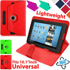 """360° Rotate & Stand Case Foldable Cover For Amazon Fire HD (10) 10.1"""" Inch 2017"""