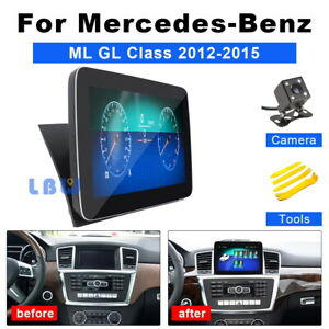 Touch Screen For Mercedes Benz ML GL 2012-2015 2+32G Android Car GPS Navigation