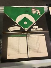 1969 PRO SPORTS SOUVENIRS WILLIE MAYS GIANTS ACTION BASEBALL BOARD GAME ENVELOPE