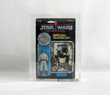 NEW 1985 Vintage Star Wars ✧ AT-ST Driver ✧ Kenner POTF UKG 80/75/85 AFA HYP1