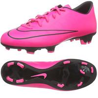 Nike Mercurial Victory V FG Herren Fußballschuhe Pink Naturrasen NEU OVP