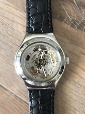 Swatch Irony YAS100 Automatic Swiss Watch **NEW**
