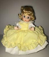 """Madame Alexander Kins """"Amy"""" Little Women Doll With Original Tagged Dress, Shoes"""