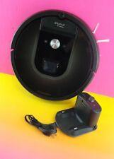 iRobot Roomba 980 Black Vaccum Cleaning Robot Brown & Black #0sh3k