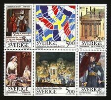 Schweden 1817/22 Schweden-Frankreich postfrisch