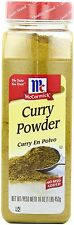 McCormick Curry Powder 16 oz. - Seasoning Flavor Cooking Spice Spicy Indian Thai