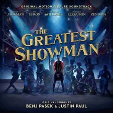 THE GREATEST SHOWMAN SOUNDTRACK CD 2018