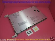 HP E1463A, 75000 VXI Bus 32 Channel Switch module as photos, sn:4129, DHLtoUS.