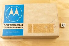 1960s MOTOROLA semiconductor MPF159  transistor sample with specifications {C}