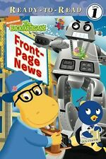 NEW - Front-Page News (The Backyardigans)