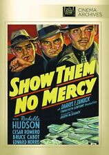 Show Them No Mercy - Region Free DVD - Sealed