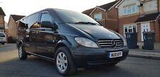 2010 (10) MERCEDES VITO TRAVELINER 115 CDI 150 BHP AUTOMATIC 8 SEATER MINIBUS