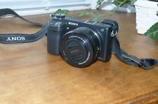 Sony Alpha NEX-6 16.1MP Digital Camera - Black (Kit w/ E PZ 16-50mm OSS Lens)