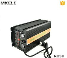 DC12V to AC220V 1500W 93% high effi. Power Inverter Pure Sine Wave With Charger