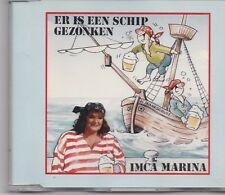 Imca Marina-Er Is Een Schip Gezonken cd maxi single