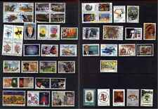 Uruguay MNH stamp collection complete year set 2000 to 2009 Catalog value $1300
