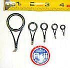 Fuji Aluminum Oxide Rod Guide Set of 5