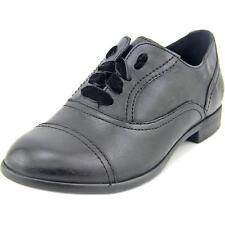 Wear to Work Medium Width (B, M) Width Lace Up Flats for Women