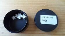 Lot de 6 LED CMS 4.2 x 4.2mm Rouge LS A670