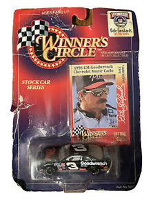 Dale Earnhardt Sr diecast Kenner Winner's Circle NBO One Card Car With Card