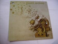 FAMILY - ANYWAY - REISSUE LP VINYL EU PRESS