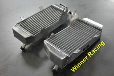 aluminum radiator fit for Honda CRF450R  CRF 450 R 2009-2012 09 10 11  L+R