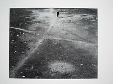 SIGNED N. JAY JAFFEE: IRT New Lots Station, Brooklyn NY 1949 (artworks in MOMA)