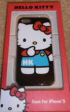 HELLO KITTY LOUNGEFLY Zoom Overalls HARD PROTECTIVE CASE for APPLE IPHONE 5  5S