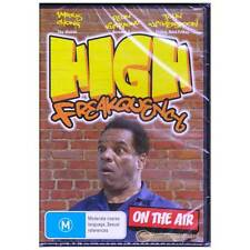 DVD HIGH FREAKQUENCY John Witherspoon 1998 COMEDY ALL REGION PAL [BNS]