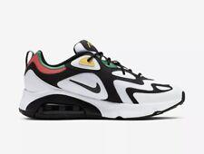 Nike Air Max 200 'Rasta' Size 11.5 Mens Running Casual Shoes AQ2568-101