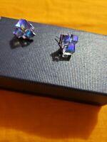 Crystal nice stones Stud Earrings Women