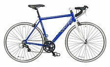 VIKING VITTORIA MENS 700C WHEEL ROAD RACE BIKE 16 SPEED 53CM FRAME ALLOY BLUE