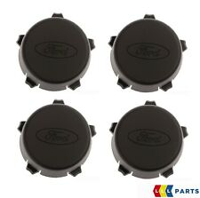 NEW GENUINE FORD TRANSIT CONNECT 2013- STEEL WHEEL CENTER CAPS COVER 4 PCS SET