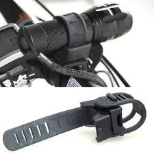 Bicycle Light Holder Bike Headlight Holder Flashlight Mount 360 ROTATION