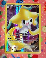 Jirachi XY112 Holo Black Star Promo Pokemon Card Mythical Collection Generations