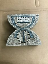 Troika Pottery Anvil  Vase
