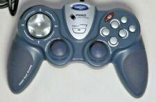 Vintage Saitek P880 Dual Analog Game Controller In Excellent Condition