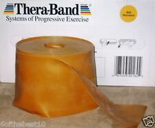 Gold Thera-Band by the foot max resistance exercise power strength slingshot