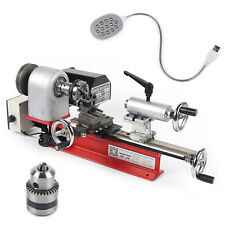 Small Metal Milling Machine High Power Desktop Metal Lathe Machine 2500rpm Usa