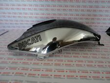Cover Tank Cover Tank Tankdeckel Ducati Diavel Chrome