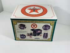 1/16 Gearbox 1913 Texaco 1913 Model T Delivery truck in tin box.