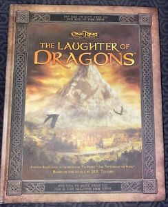 The One Ring RPG The Laughter of Dragons OOP Unread
