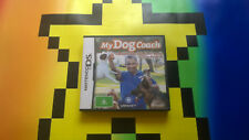LIKE NEW NES NINTENDO GAMEBOY DS MY DOG  COACH FREE POSTAGE 3DS