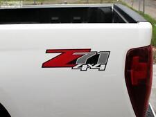 2PCS Z71 4x4 OE Decals Stickers Chevrolet Chevy Silverado Truck 1500 2500 HD